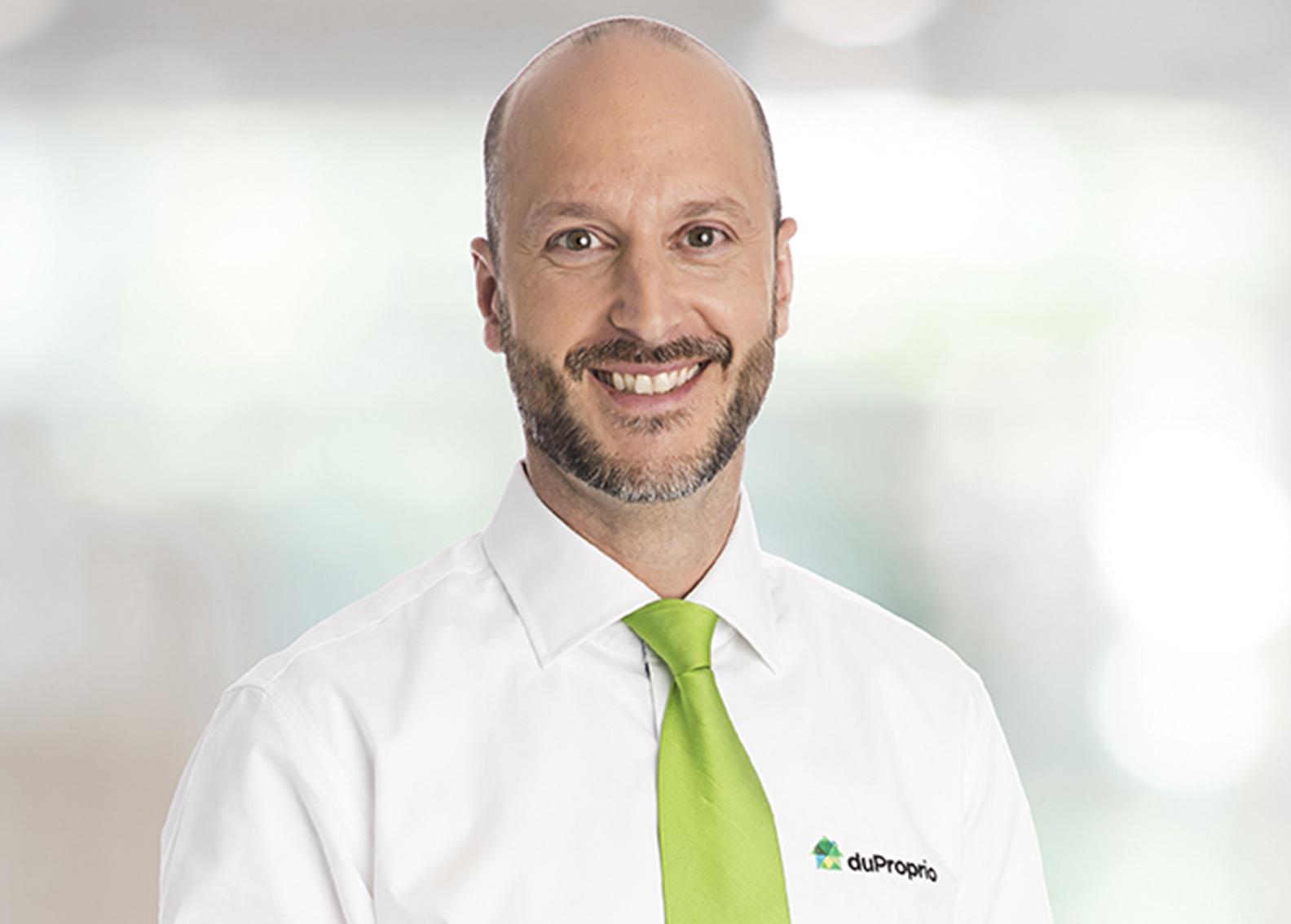 Martin Desfossés, Coach immobilier chez Du Proprio